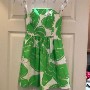 Strapless Lily Dress